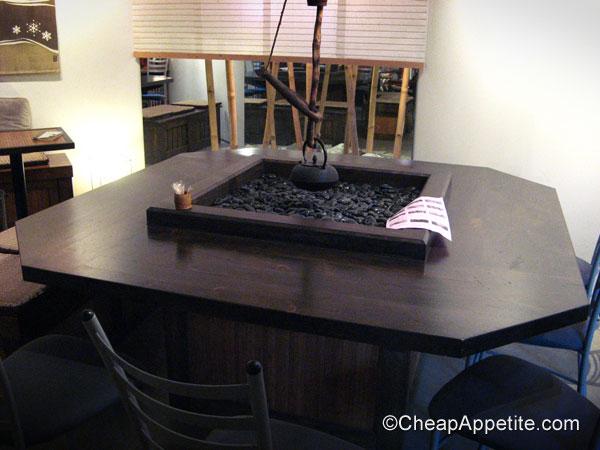 sawa table