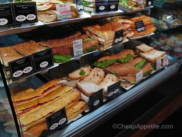 sandwich shop case study Pret a manger opened the doors to their first sandwich shop with a mission to serve fresh, locally sourced food with fast friendly service more than 30 years and 350 stores later, that simple.