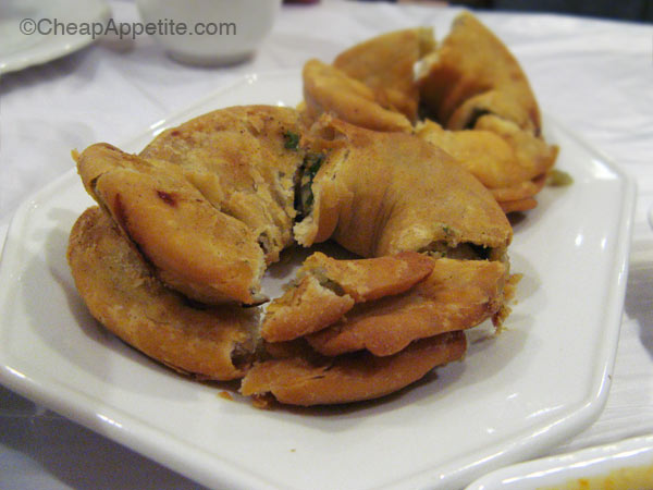 Green Onion Pancake at Kam Wai Dim Sum