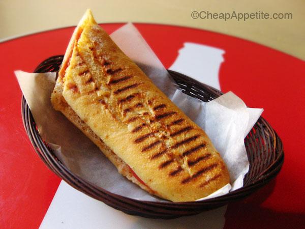 Bean Around the World Coffees Yaletown Soprano Meatlover Sandwich