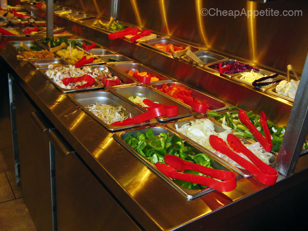 Urban Grill Selections