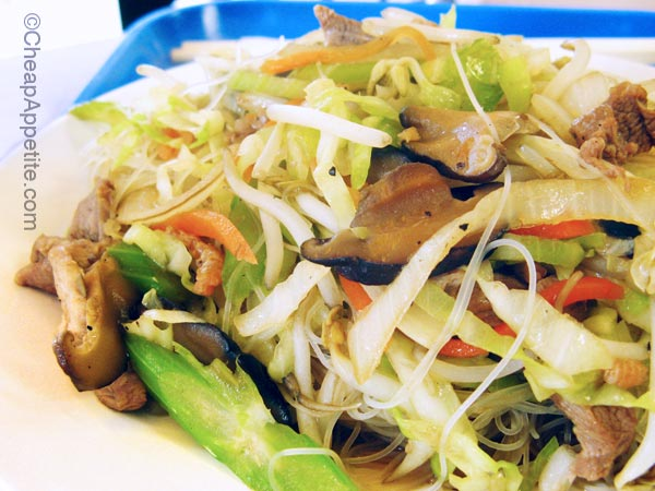 Taiwanese Fried Rice Stick at SuperWok