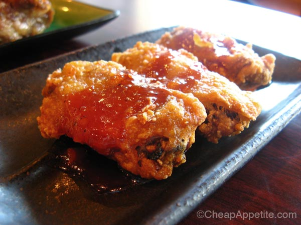 Kim Ga Nae No. 14 Chicken Wings